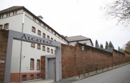 Гостиница Алькатрас в Германии