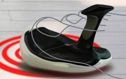Мышка для ног
