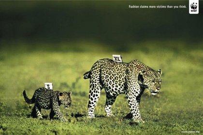 Креативная социальная реклама WWF