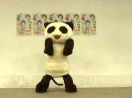Панда - убийца детских умов!