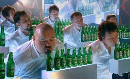 Талантливые мужчины от Heineken