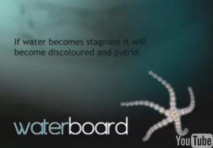 Визуальные игры с водой