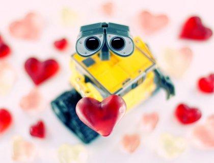 Забавные Wall-E и Danbo от фотографа T|F|F