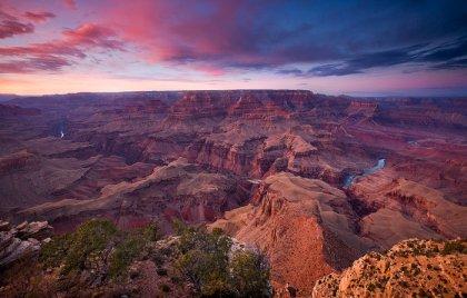 Величественный Гранд Каньон