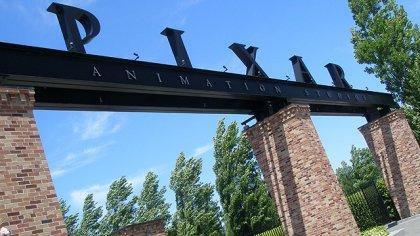 Офис Pixar - место, где рождаются мультфильмы