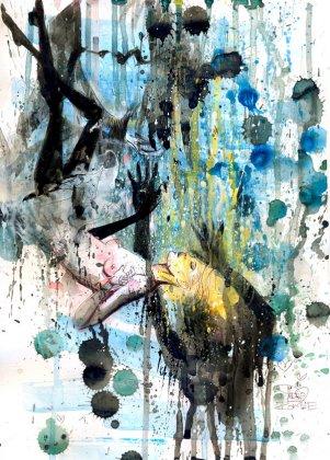 Lora Zombie – художник-концептуалист