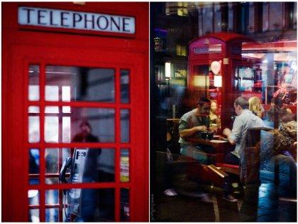 Лондон в фотопарах