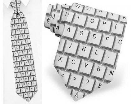 Причудливые галстуки