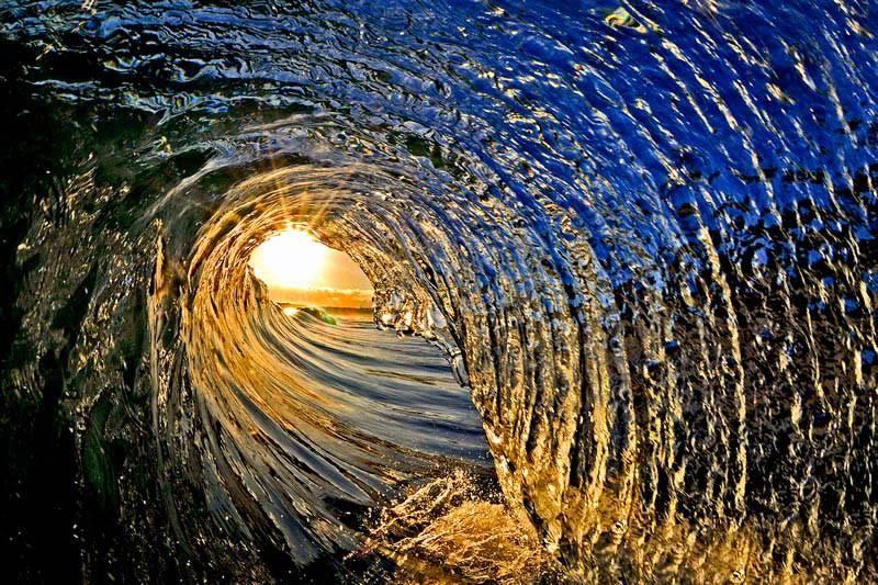 серфовые волны