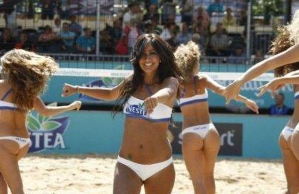 Спортивные девушки (23 фото)