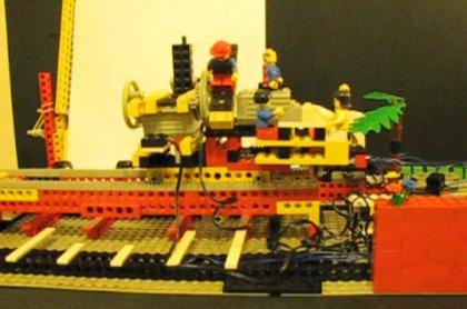 Лего-принтер
