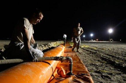 Что происходит в Мексиканском заливе?