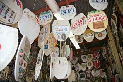 Странное: музей унитазных крышек