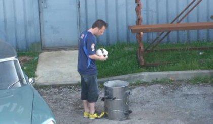 Мастер мяча и ноги