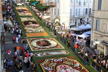 Фестиваль цветочных ковров