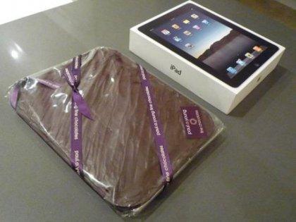 Шоколадный iPad или какие шоколадки надо дарить девушкам