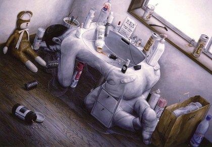 Социальный сюрреализм от Тацуя Ишида