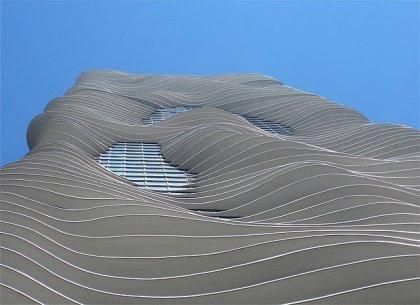 Aqua Tower в Чикаго