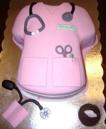 Медицинские торты (12 фото)