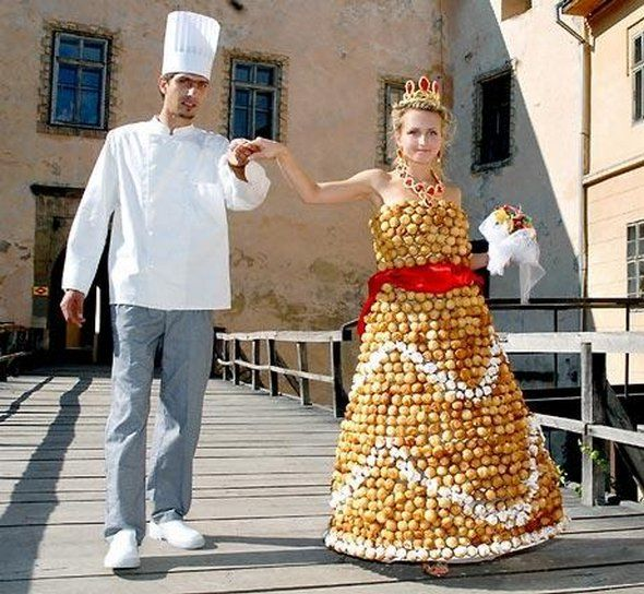 Свадебные гандоны