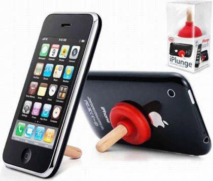 Держалка для iPhone и iPad