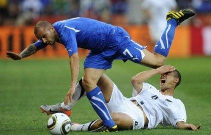 Смешные кадры из футбола