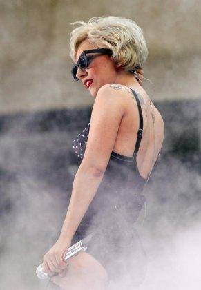 Леди Гага на Today Show
