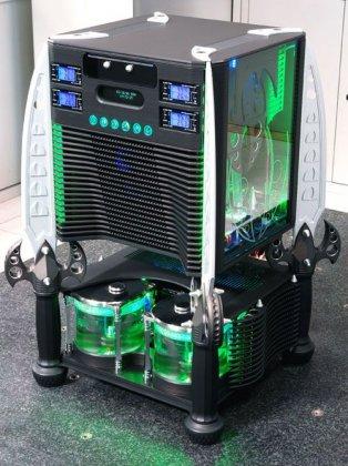 Моддинг компьютер своими руками
