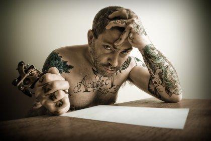 Очень разнообразные татуировки