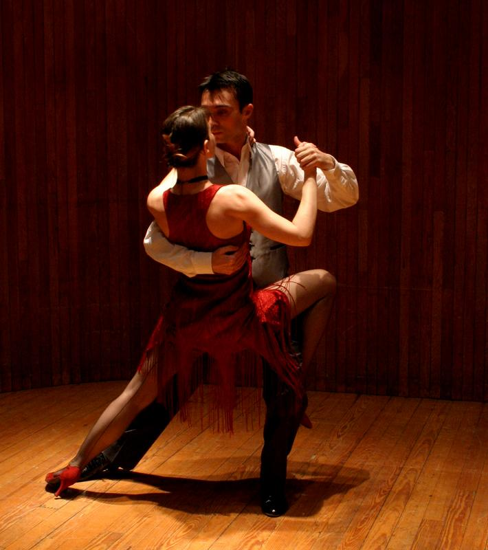 Как выглядят танго