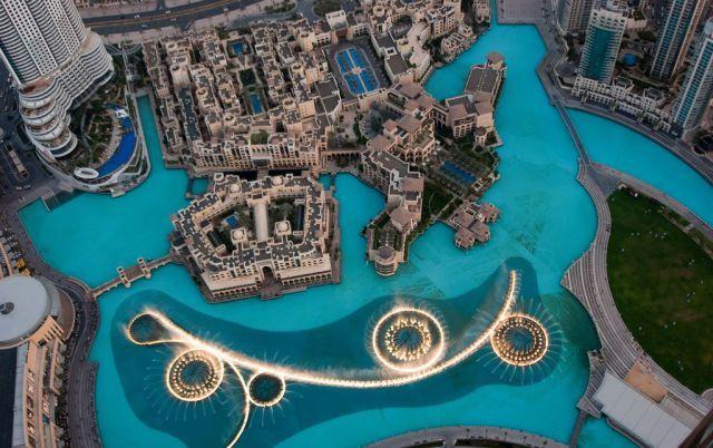 Фото самый большой фонтан в мире