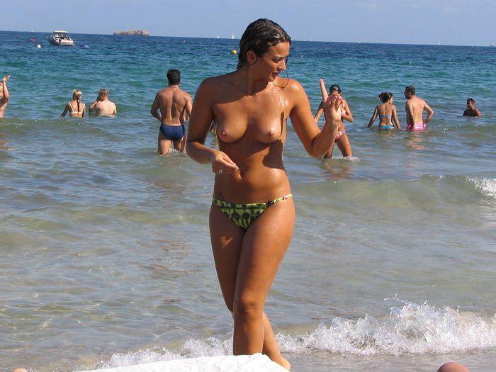 Голые бабы на пляже в бресте