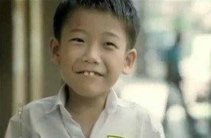 Социальная реклама: Влюбленный Тан Хон Минь