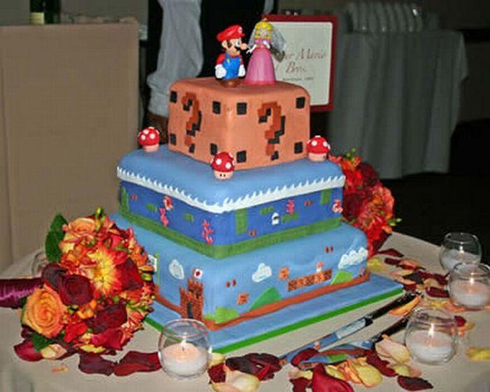 Еще подборки свадебных тортов