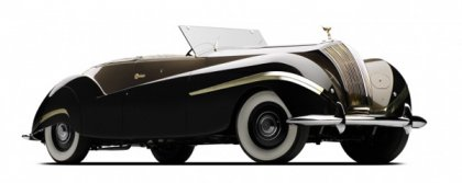 Rolls-Royce Phantom III Vutotal от Henri Labourdette