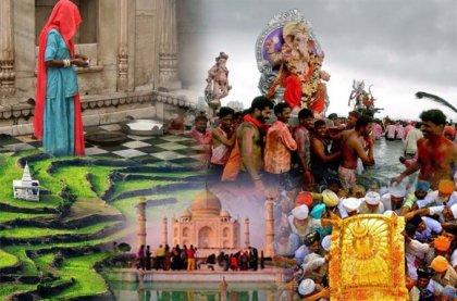 Красивые фотографии Индии