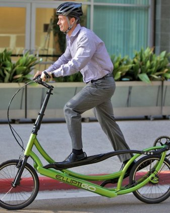 Эллиптический велосипед