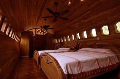 Отель-самолет Коста Верде
