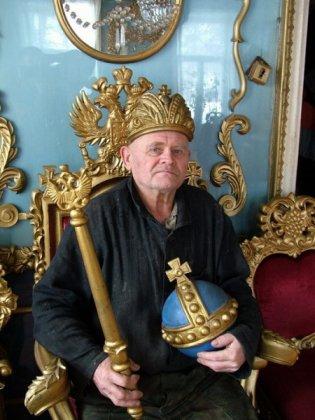 Первый царь на деревне