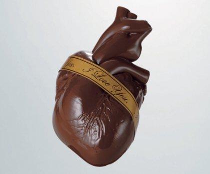 Необычный шоколад