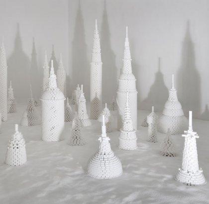 Скульптуры из сахара