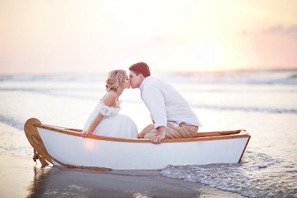 Свадебное настроение от Millie Holloman