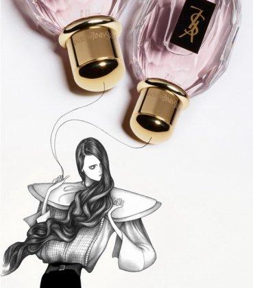 Fashion-иллюстрации от Laura Laine