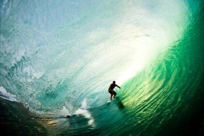Прохлада океана от фотографа Stuart Gibson