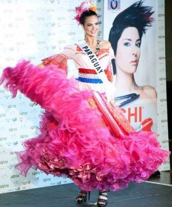 Мисс Вселенная 2010: национальные костюмы