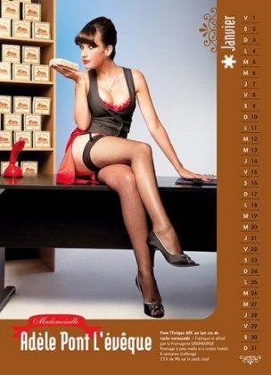 Пикантный календарь от Association Fromages de Terroir