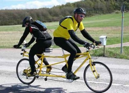 Безумные велосипеды