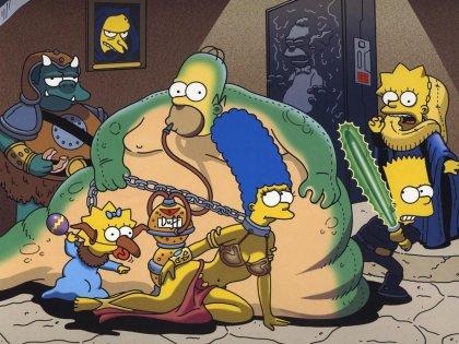 Альтернативные Симпсоны