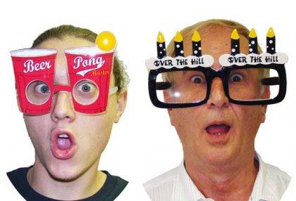 прикольные картинки очки: