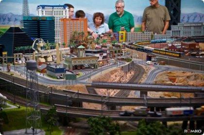 Miniatur Wunderland - самая большая игрушечная железная дорога